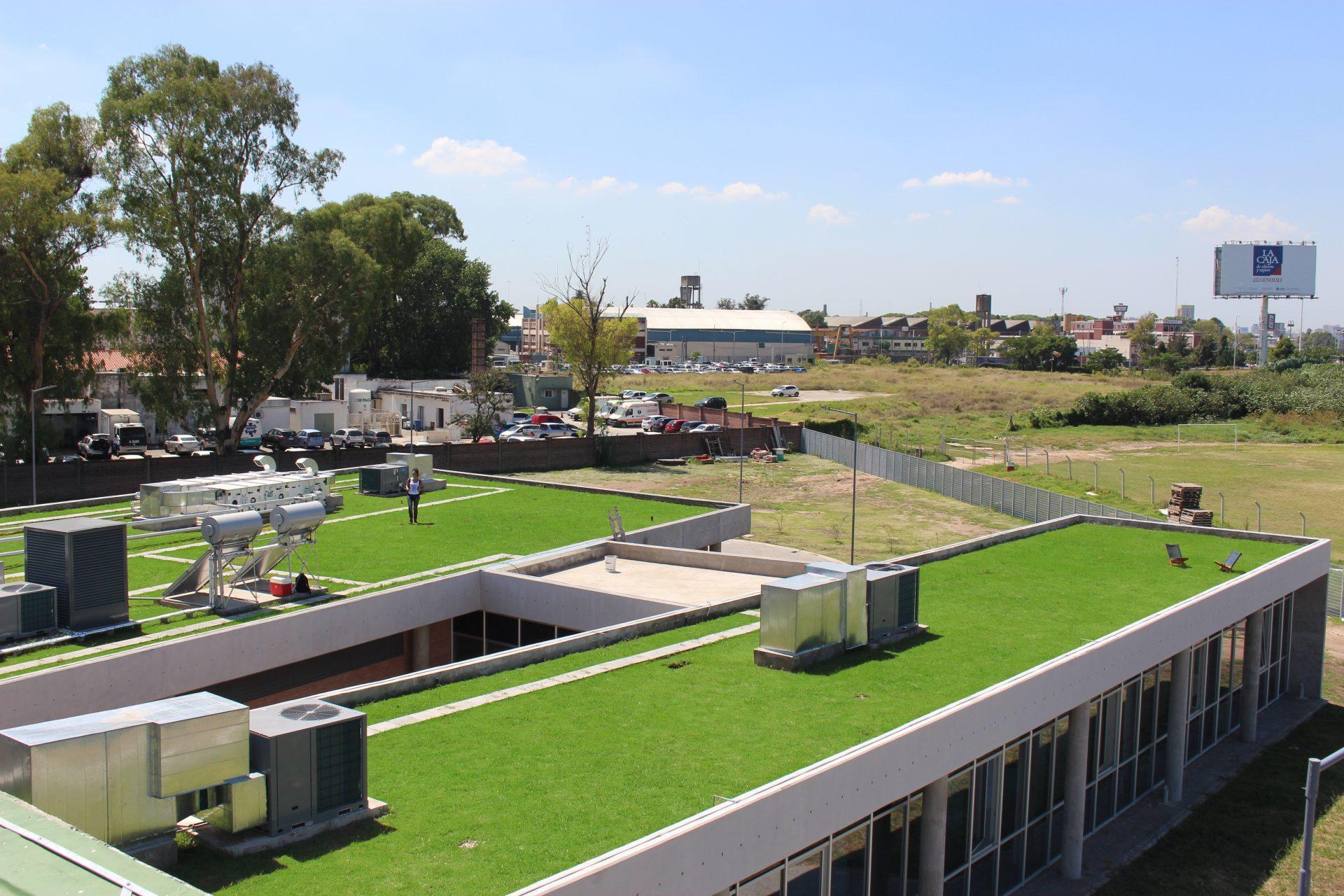 Techo Verde Centro Regional de Homoterapia